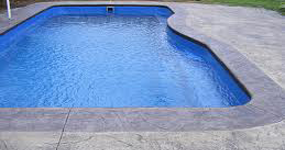 Concrete Around Pools